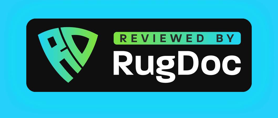 Rug Dr Approval Badge